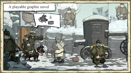 Valiant Hearts The Great War 1.0.1 screenshots 2