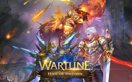 Wartune Hall of Heroes 7.3.1 screenshots 1