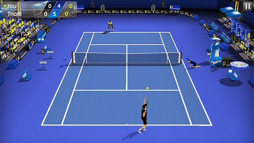 3D Tennis 1.7.7 screenshots 1