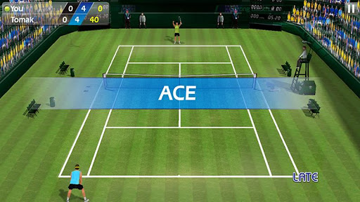 3D Tennis 1.7.7 screenshots 2