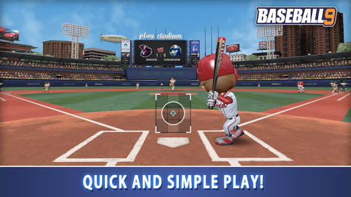 BASEBALL 9 1.3.1 screenshots 1