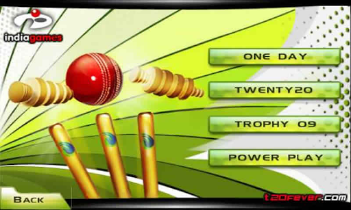 Cricket T20 Fever 3D 96 screenshots 1