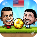 Download Full ⚽Puppet Soccer 2014 – Big Head Football 🏆 2.0.6 APK MOD Full Unlimited