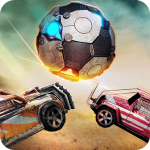 Download Full Rocket Car Ball 1.8 MOD APK Unlimited Money
