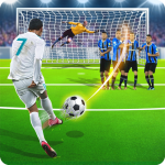 Download Shoot Goal ⚽️ Football Stars Soccer Games 2019 4.1.8 APK MOD Unlimited Gems