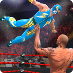 Download Wrestling Mania : Wrestling Games & Fighting 2.6 APK MOD Unlimited Money