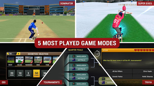 MS Dhoni The Official Cricket Game 12.7 screenshots 1