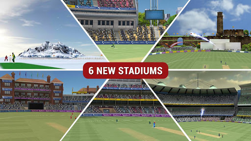 MS Dhoni The Official Cricket Game 12.7 screenshots 2