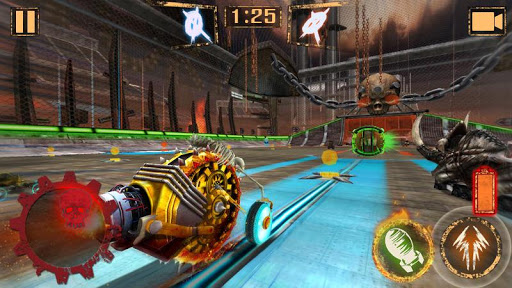 Rocket Car Ball 1.8 screenshots 2