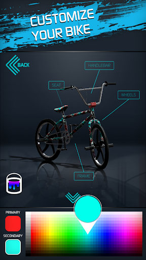 Touchgrind BMX 2 1.1.3 screenshots 2
