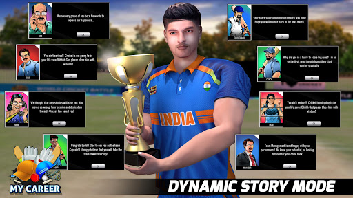 World Cricket Battle – Multiplayer amp My Career 1.6.2 screenshots 2