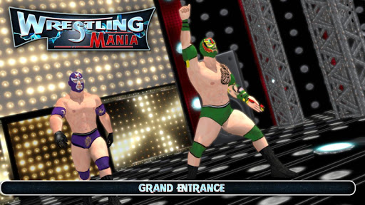 Wrestling Mania Wrestling Games amp Fighting 2.6 screenshots 1
