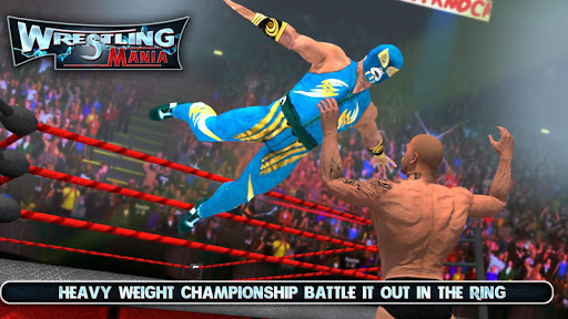 Wrestling Mania Wrestling Games amp Fighting 2.6 screenshots 2