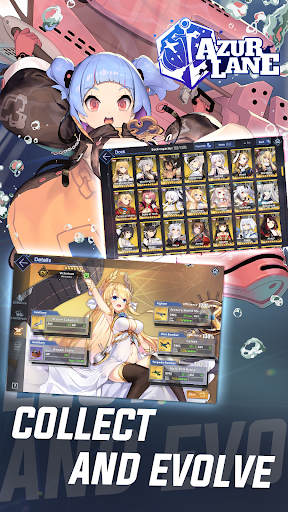 Azur Lane 2.0.110 screenshots 2