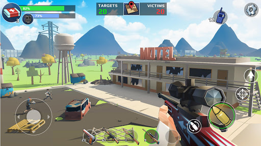 Battle Royale FPS Shooter 1.12.02 screenshots 1
