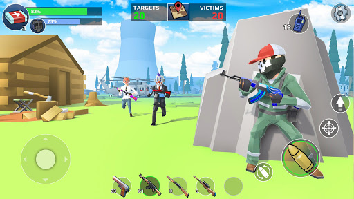 Battle Royale FPS Shooter 1.12.02 screenshots 2