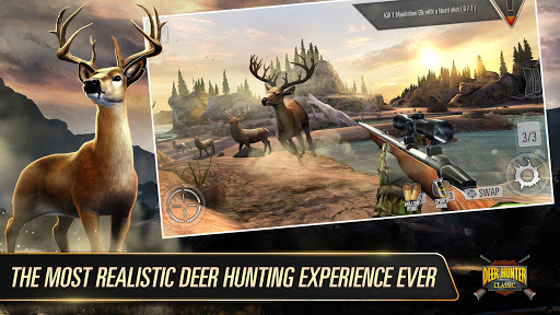 DEER HUNTER CLASSIC 3.14.0 screenshots 1