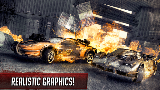 Death Race – Offline Games Killer Car Shooting 1.1.1 screenshots 1