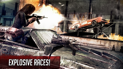 Death Race – Offline Games Killer Car Shooting 1.1.1 screenshots 2
