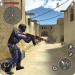 Download Anti-Terrorism Shooter 2.3 APK MOD Unlimited Money