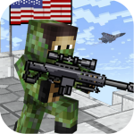 Download Full American Block Sniper Survival C20c_DLC MOD APK Unlimited Gems