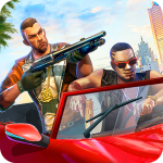 Download Full Auto Theft Gangsters 1.18 MOD APK Full Unlimited