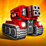 Download Full Blocky Cars – Online Shooting Games 7.1.7 MOD APK Unlimited Money