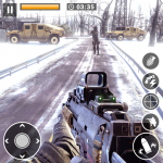 Download Full Call for War – Winter survival Snipers Battle WW2 2.6 MOD APK Unlimited Money
