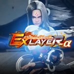 Download Full FIGHTING EX LAYER -α 1.0 MOD APK Unlimited Gems