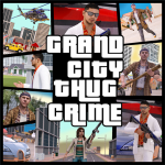 Download Full Grand City Thug Crime Gangster 1.3 MOD APK Unlimited Cash