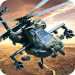 Download Full Gunship Strike 3D 1.0.9 MOD APK Unlimited Gems