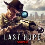 Download Full Last Hope Sniper – Zombie War: Shooting Games FPS 1.56 MOD APK Unlimited Gems