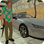 Download Full Miami crime simulator 2.0 MOD APK Unlimited Money