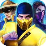 Download Full Ninja Games – Fighting Club Legacy 24 APK MOD Unlimited Gems