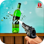 Download Full Real Bottle Shooting Free Games | New Games 2019 3.0.003 APK MOD Unlimited Gems