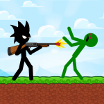 Download Full Stickman Zombie Shooter – Epic Stickman Games 1.3.0 MOD APK Unlimited Money
