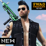 Download Full Swag Shooter – Online & Offline Battle Royale Game 1.5 MOD APK Unlimited Gems
