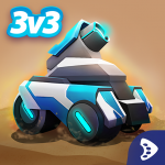 Download Full Tank Raid Online – 3v3 Battles 2.67 MOD APK Unlimited Cash