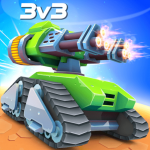 Download Full Tanks A Lot! – Realtime Multiplayer Battle Arena 1.95 APK MOD Unlimited Gems