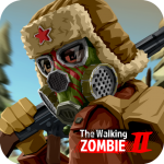 Download Full The Walking Zombie 2: Zombie shooter 2.6 MOD APK Unlimited Money