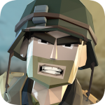 Download Full World War Polygon: WW2 shooter 1.51 APK MOD Unlimited Cash