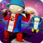 Download Human Gangs – Floppy Fight Falls 0.4 MOD APK Unlimited Cash