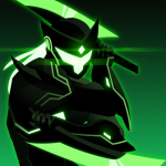 Download Overdrive – Ninja Shadow Revenge 1.6.2 APK MOD Unlimited Cash