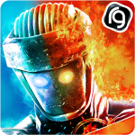 Download Real Steel Boxing Champions 2.2.137 APK MOD Full Unlimited
