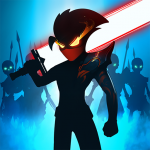 Download Stickman Legends: Ninja Warrior – Shadow of War 2.4.17 APK MOD Unlimited Gems