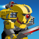 Download Super Mechs 6.901 ARM MOD APK Full Unlimited