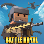 Download URB: Last Pixels Battle Royale 1.3.1 APK MOD Unlimited Money