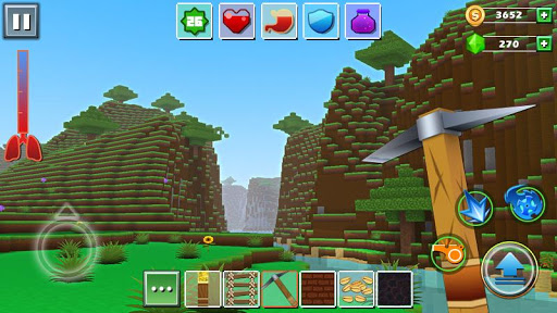 Exploration Lite Craft 1.0.9 screenshots 1