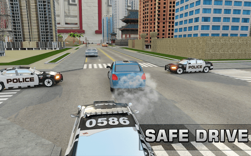 Grand City Crime China Town Auto Mafia Gangster 1.0 screenshots 2