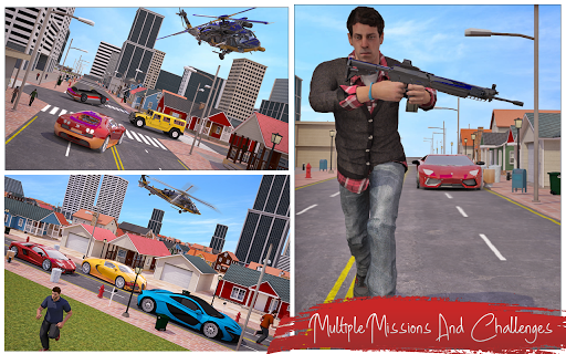 Grand City Thug Crime Gangster 1.3 screenshots 1